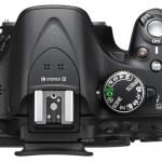 Nikon-D5200-top