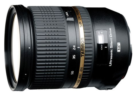 Tamron SP 24-70mm Di VC USD Lens