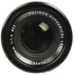 FUJINON XF 35mm f:1.4 R Lens front