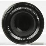 Fujifilm 60mm f:2.4 XF Macro Lens front