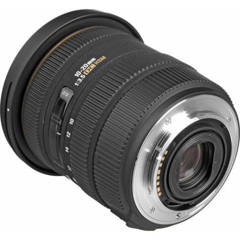 Sigma 10-20mm f:3.5 EX DC Lens