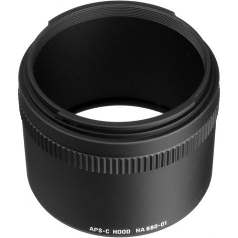 Sigma 105mm f:2.8 EX DG OS HSM Macro Hood APS-C