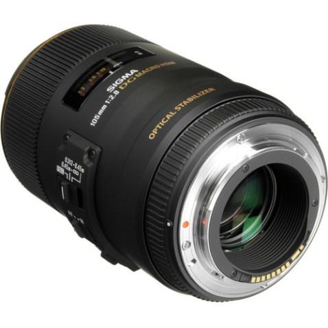 Sigma 105mm f:2.8 EX OS HSM Macro