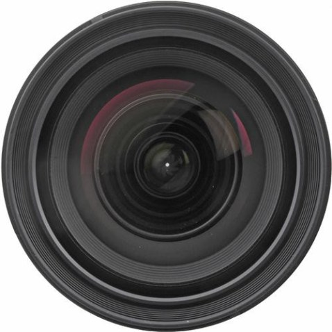 Sigma 24-70mm f:2.8 EX DG HSM Lens (Front)