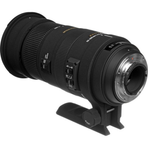 Sigma 50-500mm f:4.5-6.3 DG OS HSM APO