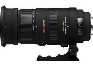 Sigma 50-500mm f/4.5-6.3 DG OS HSM APO Lens
