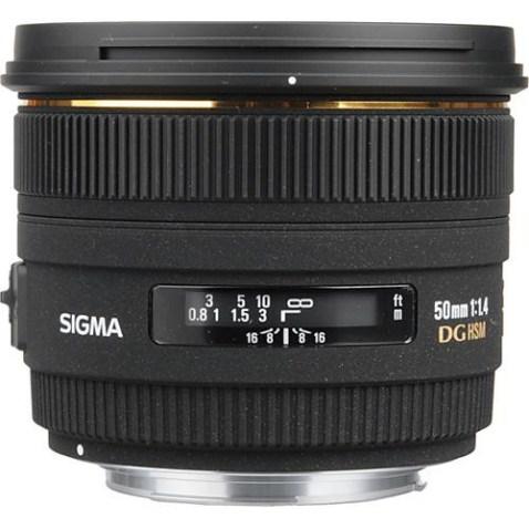 Sigma 50mm f:1.4 EX DG