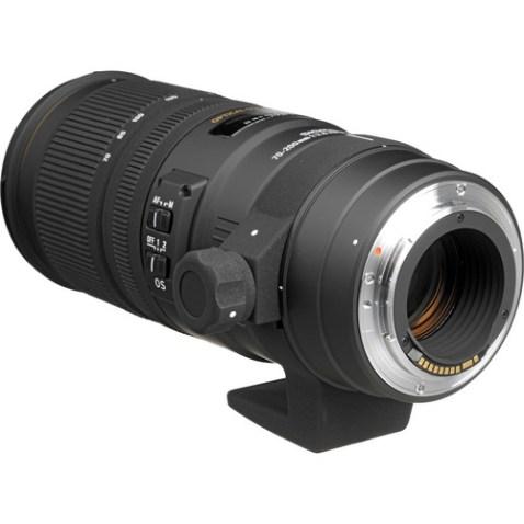 Sigma 70-200mm f:2.8 EX DG OS HSM
