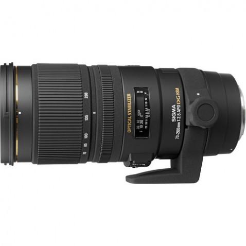 Sigma 70-200mm f:2.8 EX DG OS Lens