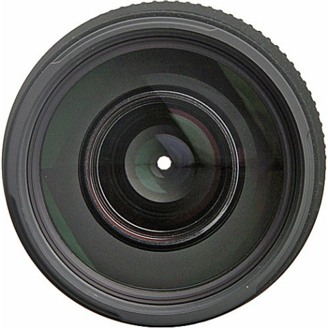 Sigma 70-300mm F:4-5.6 DG Macro Lens (Front)