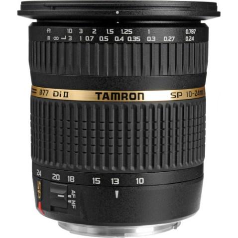 Tamron SP 10-24mm f:3.5-4.5 Di II
