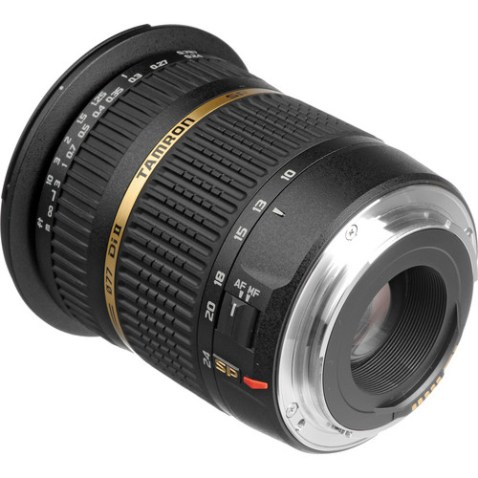 Tamron SP 10-24mm f:3.5-4.5 Di II Lens Mount