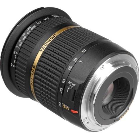 Tamron SP 10-24mm f:3.5-4.5 Di II Lens Mount