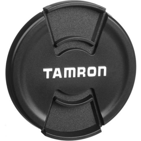 Tamron SP 17-50mm f:2.8 XR Di II VC Lens Cap front
