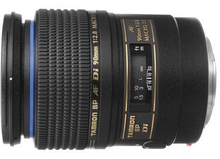 Tamron SP 90mm f:2.8 Di 1-1 Macro Lens