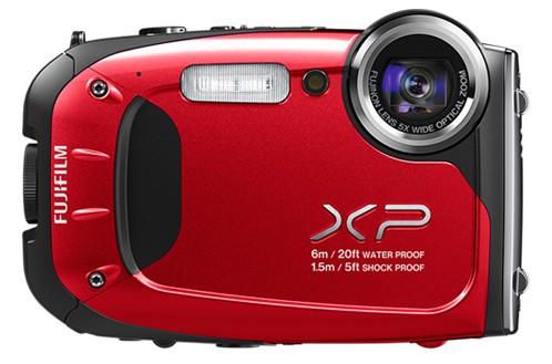 Fujifilm FinePix XP60 [Red]