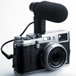 Fujifilm X100S With Microphone