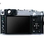 Fujifilm X20 LCD Display
