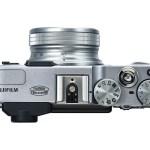 Fujifilm X20 Top
