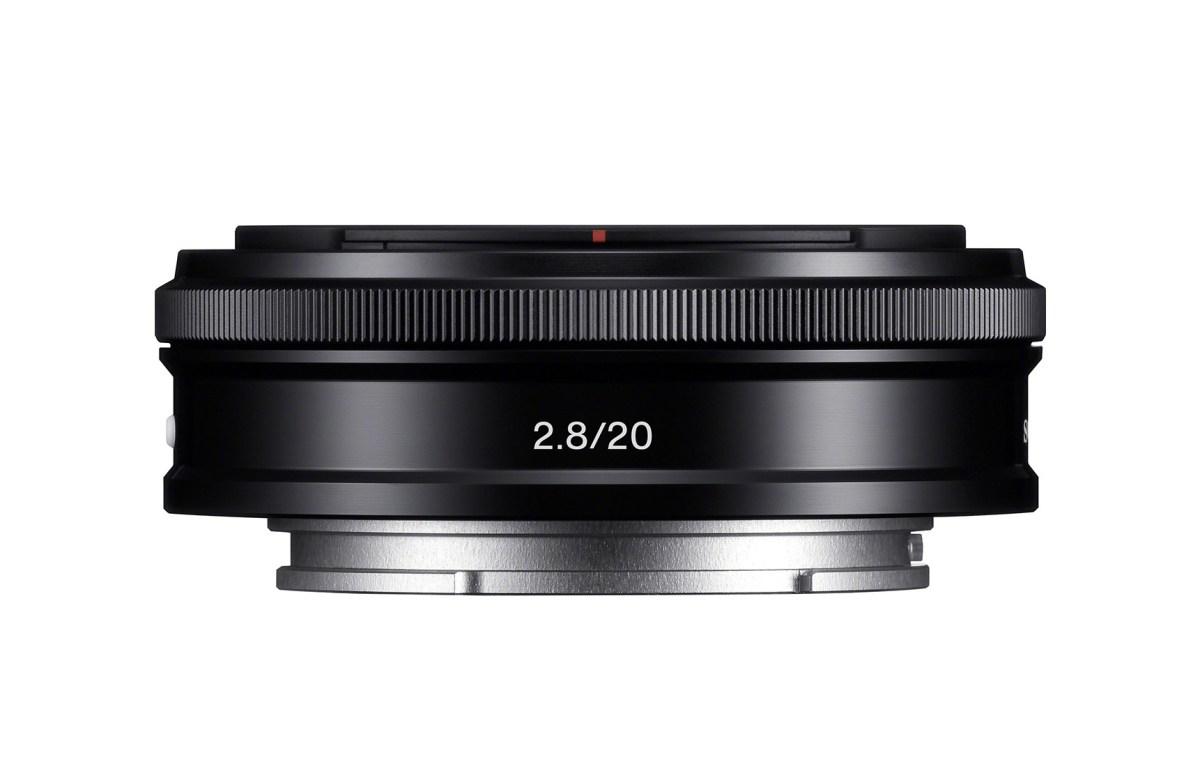 Sony E 20mm F2.8 Pancake Lens