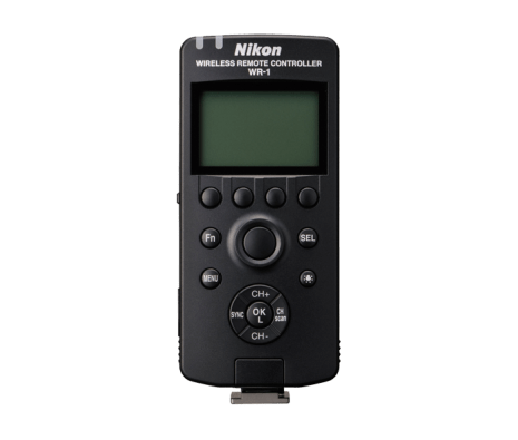WR-1 Wireless Remote Controller