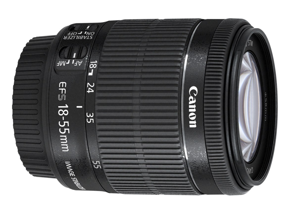 Canon EF-S 18-55mm f:3.5-5.6 IS STM