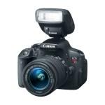 Canon EOS 700D  with 270 Ex Speedlite