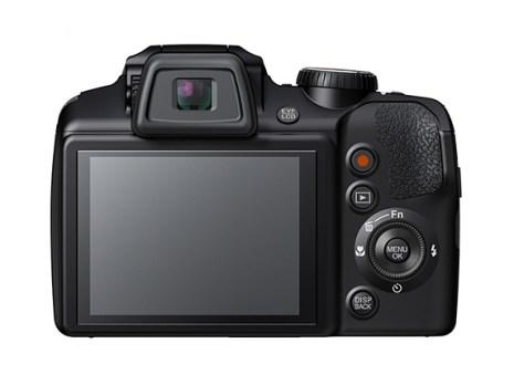 Fuji Finepix S8400W - LCD