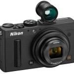Nikon Coolpix A With Optical View Finder