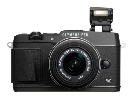 Olympus PEN E-P5- Front