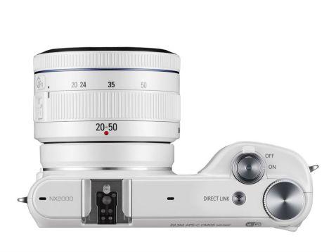 Samsung NX2000 - White