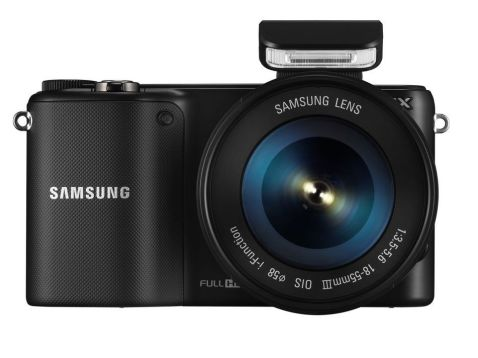 Samsung NX2000_front