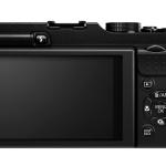 Fujifilm X-M1 (Back)