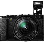 Fujifilm X-M1 (Flash)