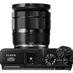 Fujifilm X-M1 (Top)