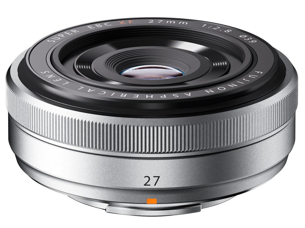 Fujifilm XF 27mm F2.8 'pancake' lens | Digital Photography Live