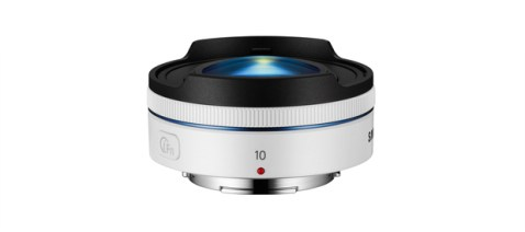 Samsung NX 10mm f:3.5 Fisheye nx