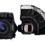 Sony HVL-F43M flash Bounced
