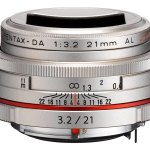 Ricoh HD PENTAX DA 21mm F3.2 AL Limited - Silver