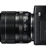 Fujifilm X-E2 - Side