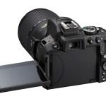 Nikon D5300 - Back