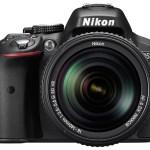 Nikon D5300 - Front