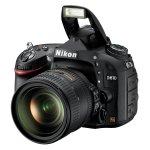 Nikon D610 Flash