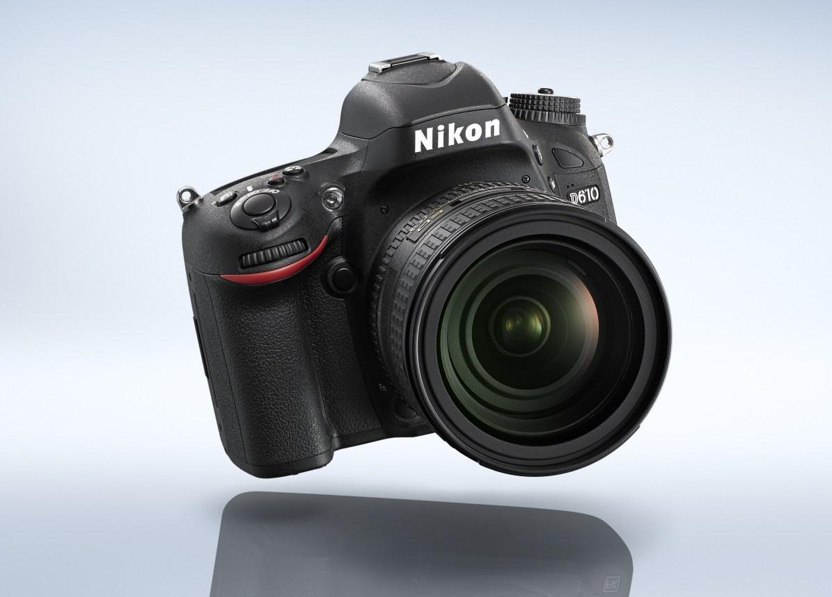 Nikon D610 Full frame DSLR