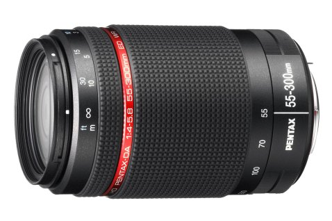 Ricoh HD PENTAX-DA 55-300 mm F4-5.8ED WR
