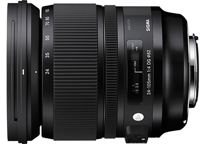 Sigma 24-105mm f:4 DG OS HSM