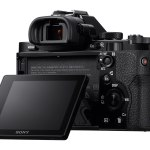 Sony A7 and A7R - LCD Display