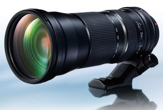 Tamron SP 150-600mm F:5-6.3 Di VC USD