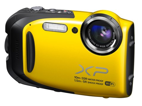 Fujifilm FinePix XP70 (Yellow)