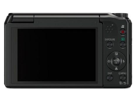 Panasonic Lumix DMC-ZS35 (Back)